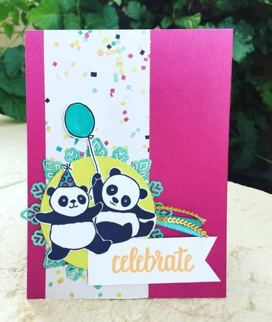 Picture Perfect Party with Pandas – Shannon Kissane – The